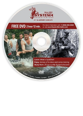 FREE DVD – SYSTEMA INSTRUCTION AND PREVIEW 2016 edition